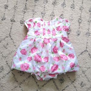 Small Wonders Dress and Bloomers 3-6 mo